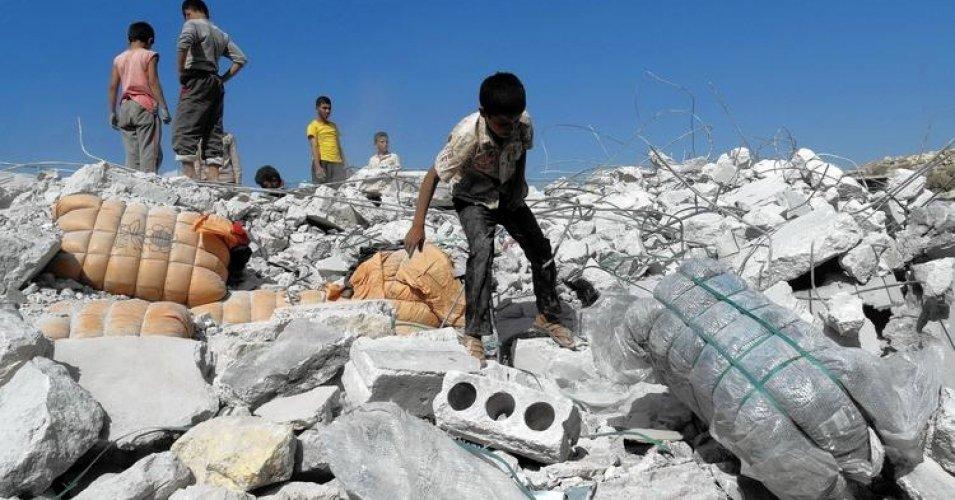 rubble-syria-bombing-us