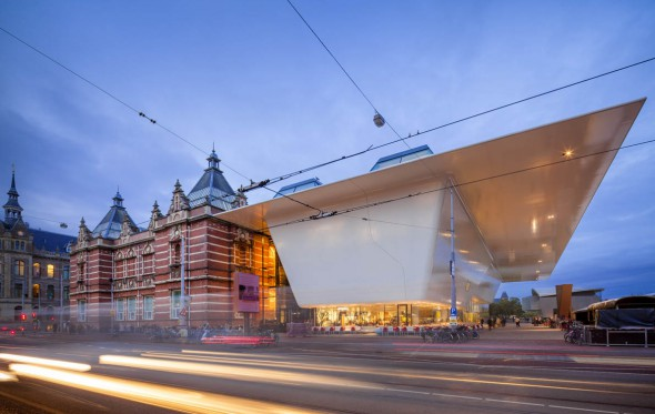 Ολλανδικό παράδειγμα και αρχιτεκτονικές χειρονομίες