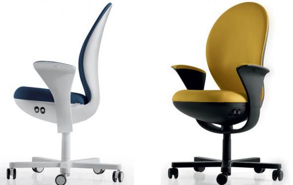 Bea: Μια ευγενούς καταγωγής καρέκλα γραφείου που κρύβει πάνω από 12.600 εργονομικές ρυθμίσεις