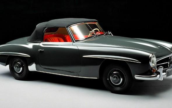 130 χρόνια Mercedes-Benz στο Ζάππειο