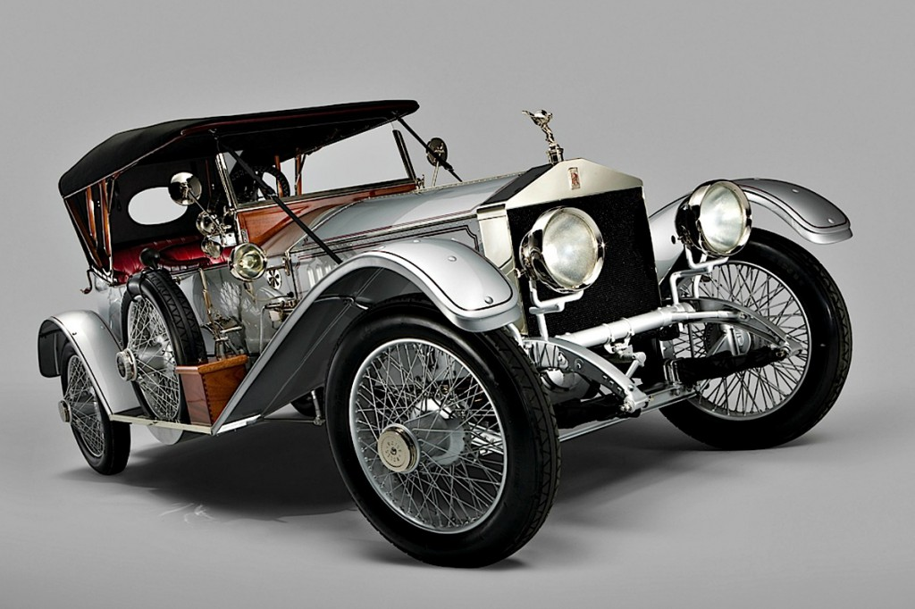 RR Silver Ghost