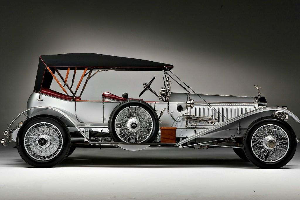 RR Silver Ghost II