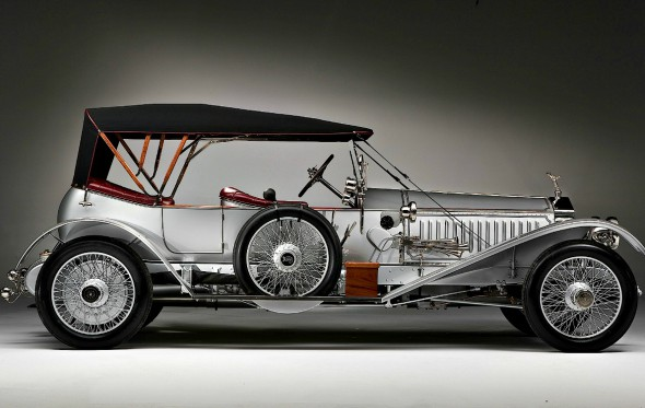 Αυτοκίνητα-θρύλοι: Rolls-Royce London-Edinburgh Silver Ghost