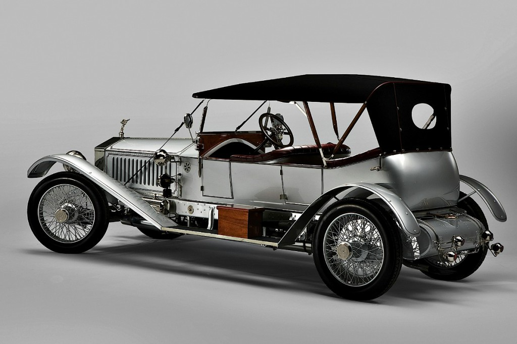 RR Silver Ghost III