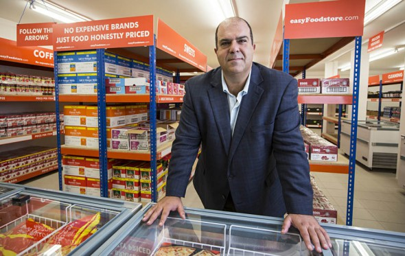 H EasyJet λανσάρει ένα σουπερμάρκετ ακόμα πιο φτηνό κι από τα Lidl