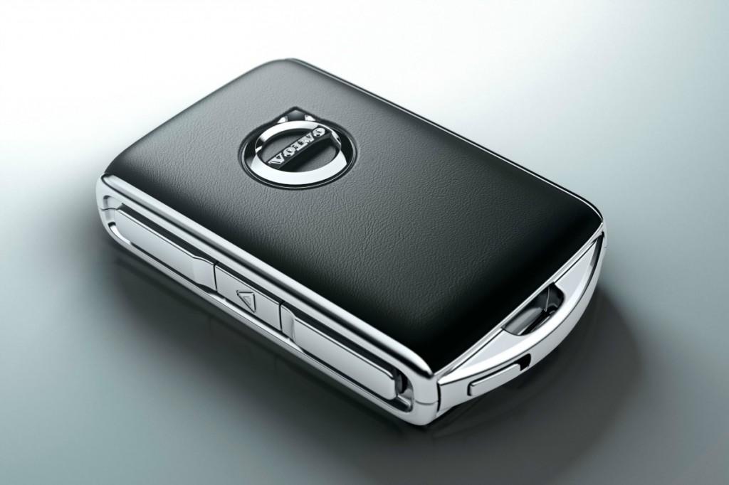 Volvo XC90 key