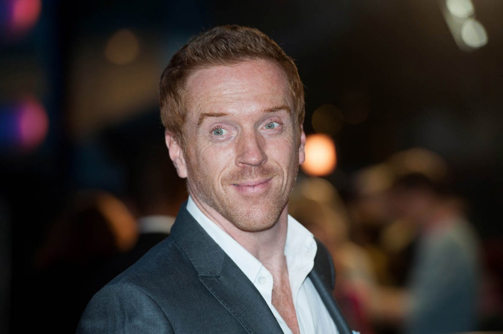 BFI London Film Festival - 'A Little Chaos' - Love Gala screening at the Odeon West End Featuring: Damian Lewis Where: London, United Kingdom When: 17 Oct 2014 Credit: Daniel Deme/WENN.com
