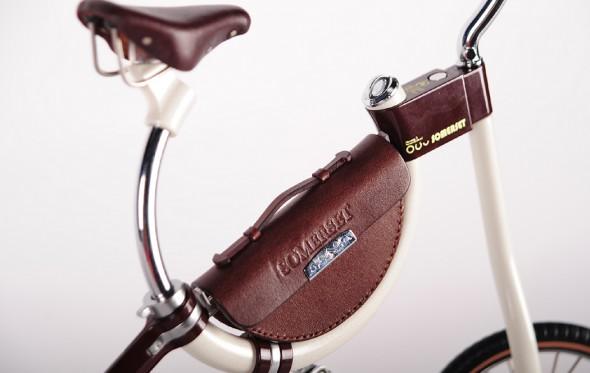 Somerset: Ποδήλατο ασυνήθιστο, στυλάτο, αναδιπλούμενο και πολύ αστικό