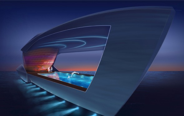 CF8: Το superyacht της απόλυτης υπερβολής