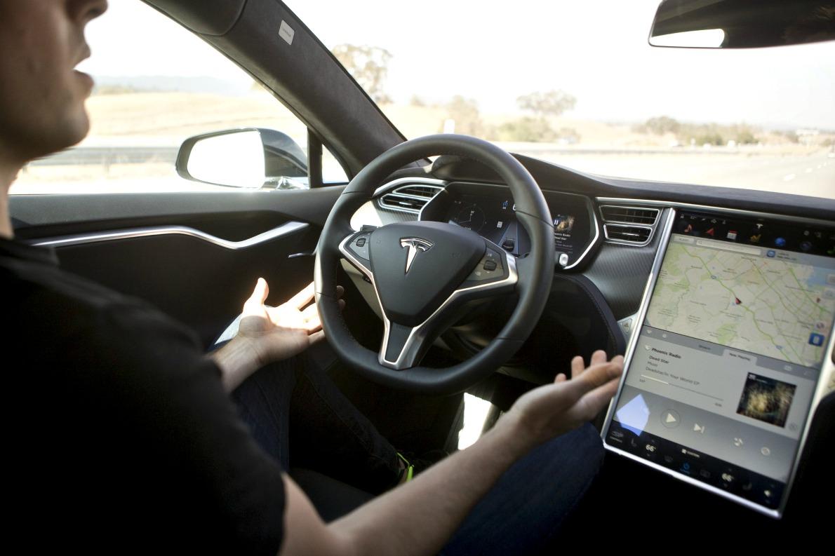 Driverless Tesla II