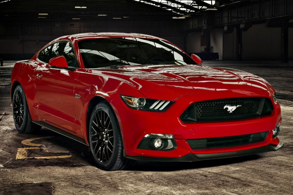 Mustang front II