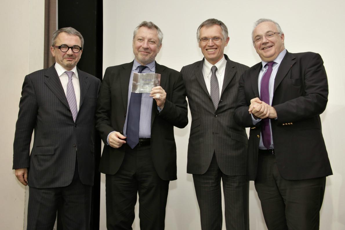 Peugeot award