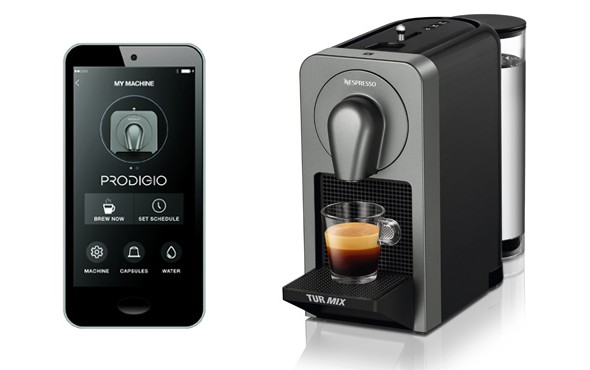 Nespresso Prodigio: Καφές στο λεπτό μέσω bluetooth