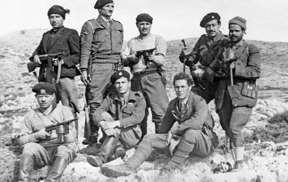 Πάτρικ Λη Φέρμορ: «Έτσι έγινε η απαγωγή του στρατηγού Κράιπε»