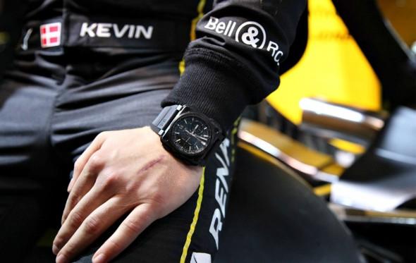 Τα ρολόγια της Formula 1