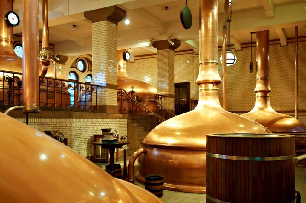 Heineken brewery II