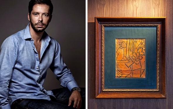 Συνέντευξη – Χ. Πανάς: Αυθεντικοί Matisse, Picasso και Giacometti εκτίθενται στο Zonars