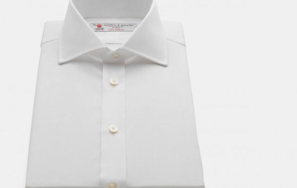Το λευκό πουκάμισο σε τρία μαθήματα