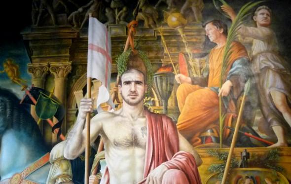 Υπόκλιση στον «βασιλιά» Eric Cantona