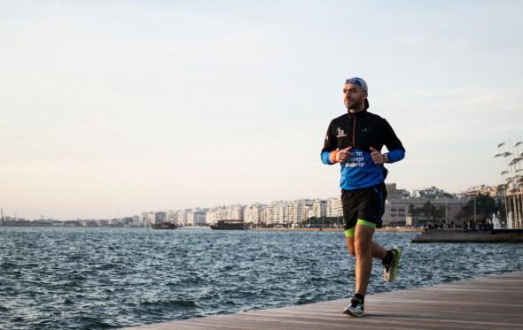 O Νίκος Λαμπρούλης άρχισε να τρέχει όταν διαγνώστηκε με διαβήτη