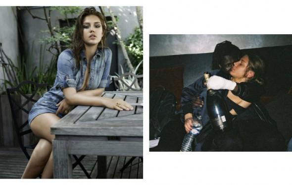 H Adèle Exarchopoulos μπορεί να έχει σχέση με γυναίκα, αλλά όχι με μαύρο;
