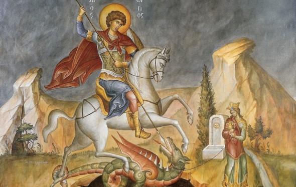 Τι θα έλεγε –αν μιλούσε– ο δράκος στον Άγιο Γεώργιο;