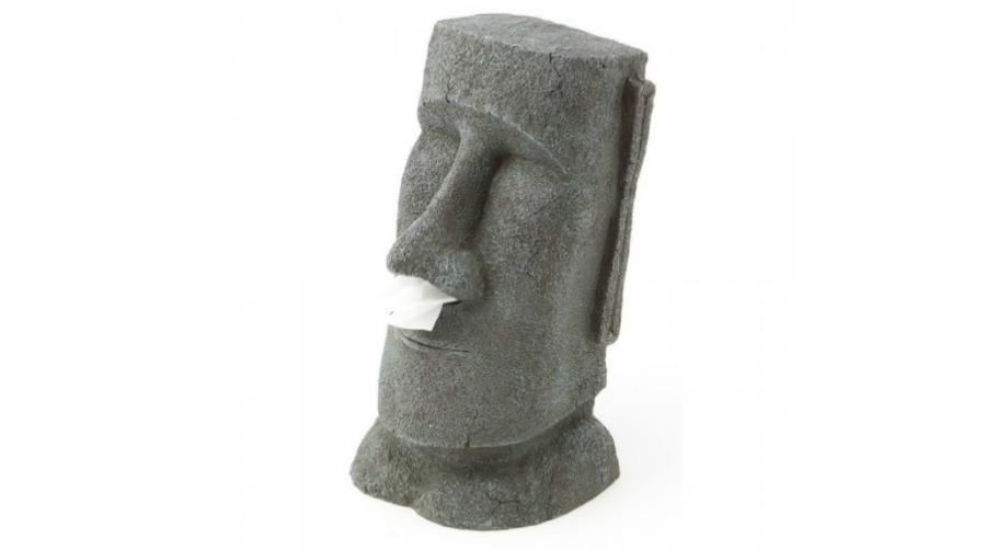 10. moai
