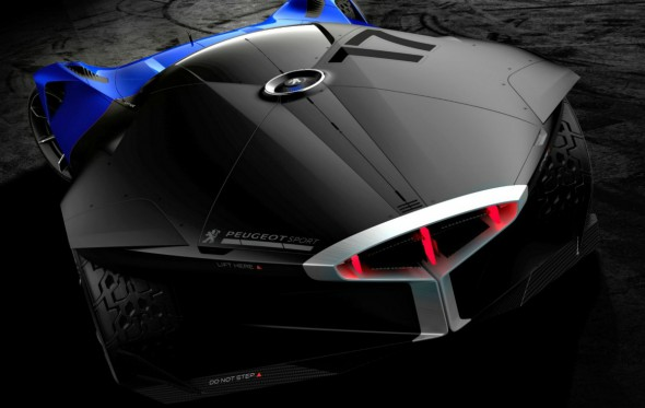 L500 R HYbrid: Η Peugeot και το μέλλον του motorsport