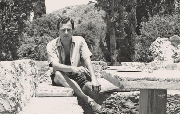 Πάτρικ Λη Φέρμορ: «Ένα χρέος ευτυχίας στην Καρδαμύλη»
