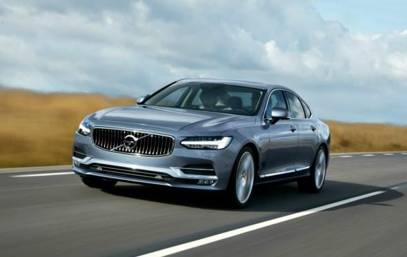 Volvo S90 και V90: Νέοι παίκτες στην premium κατηγορία