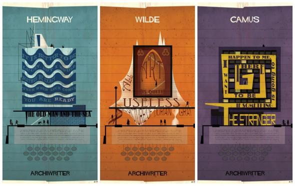 Federico Babina: Η λογοτεχνία ως αρχιτεκτονική