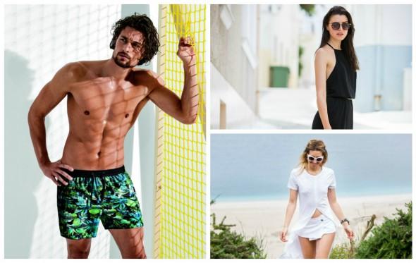 Δύο fashion bloggers μας λένε τι θα φορεθεί στην παραλία αυτό το καλοκαίρι