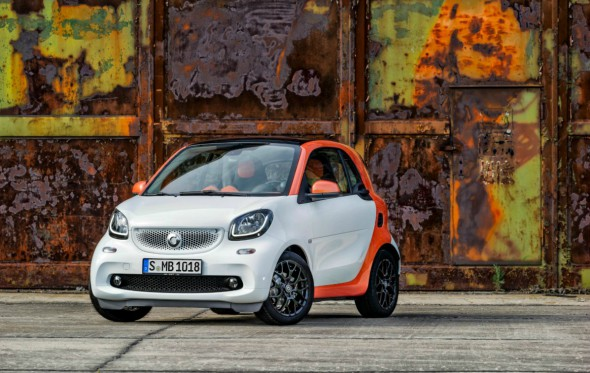 Driven: smart fortwo 71 HP Auto. Εντυπωσιακά βελτιωμένο