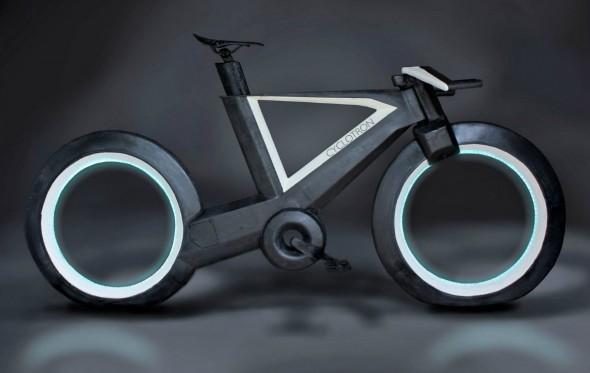 Αυτό μπορεί να είναι το ποδήλατο του μέλλοντος