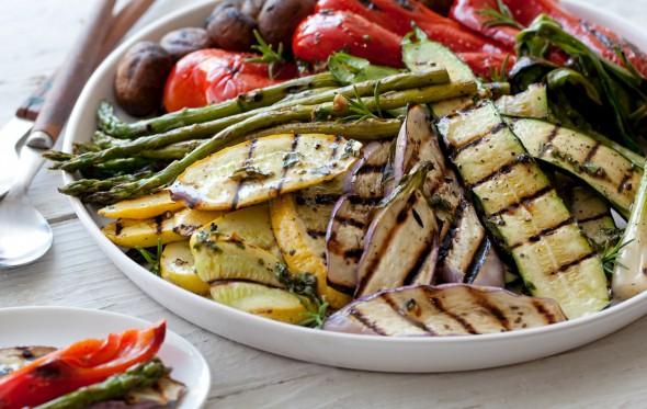 Απ' όλα έχει ο μπαξές: Πώς διατηρούμε τα ψητά λαχανικά στο ψυγείο