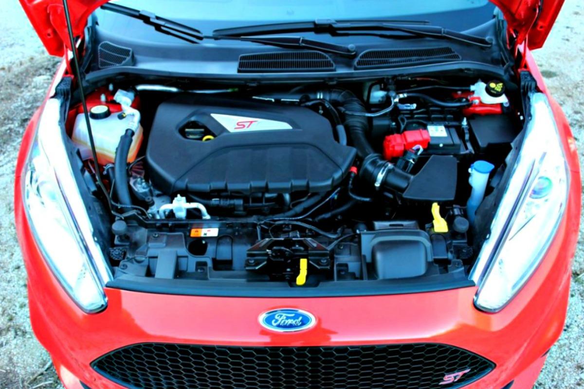 Fiesta ST engine II