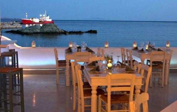 Το Cucina Caruso στο Salva's της Τήνου. Ή πώς κάθε ξεκίνημα δίνει ζωή