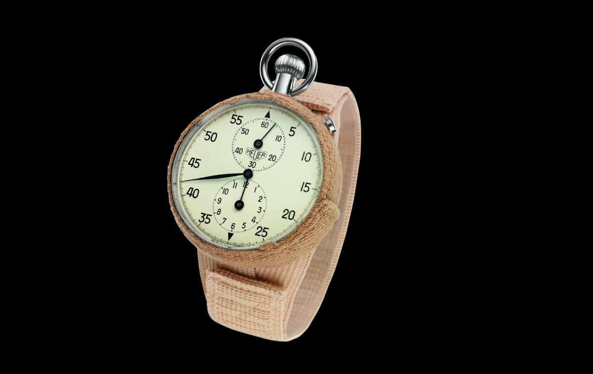 TAG Heuer 1962__John Glenn_Stopwatch