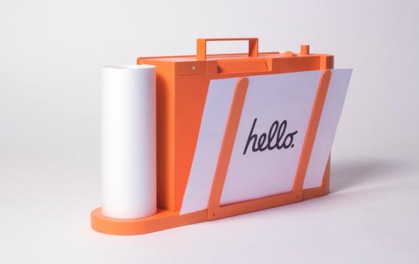 Paper: Ένας εκτυπωτής πολύ cool