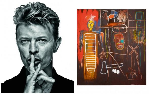 Η άγνωστη καλλιτεχνική πλευρά του David Bowie μέσα από 400 έργα