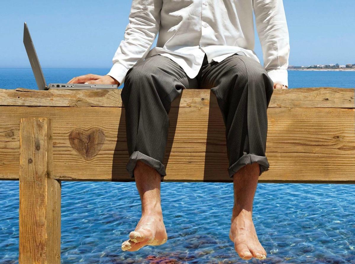 businessman-on-the-beach