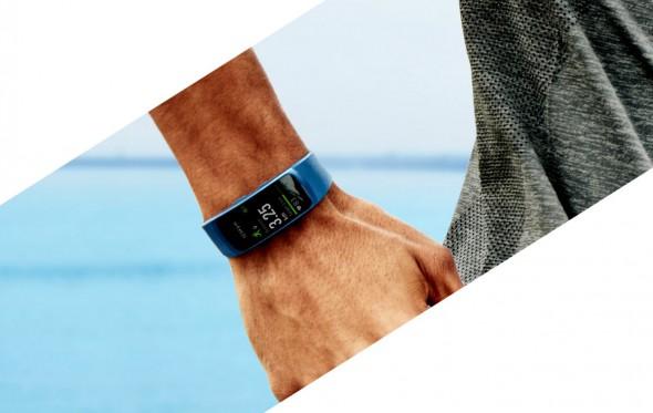 Gear Fit2 και Gear IconX: Τα αξεσουάρ του wellness