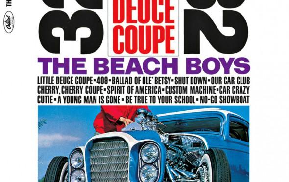 Little Deuce Coupe: Το πρώτο concept LP για την αυτοκίνηση