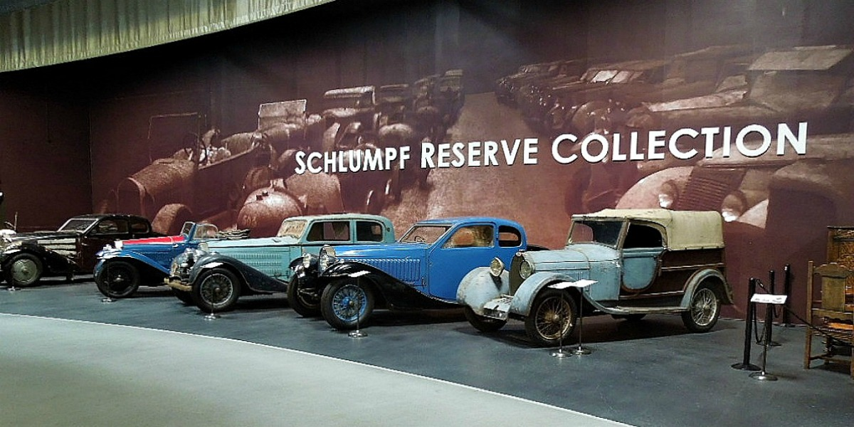 Collection Schlumpf Reserve