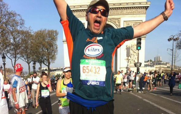 Βασίλης Βλαχογιάννης: «Το τρέξιμο είναι μέσα στο DNA μας»