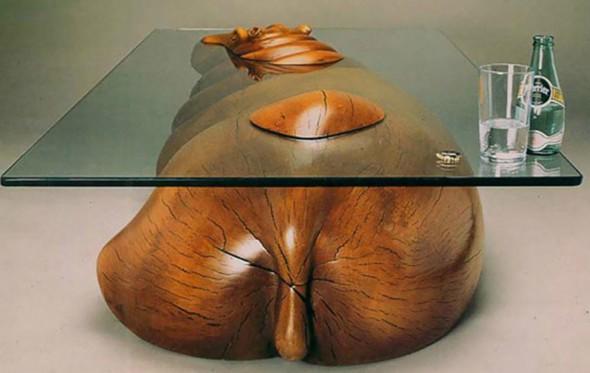 Τα «Υδάτινα Τραπέζια» του Derek Pearce