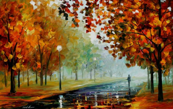 Το φθινόπωρο των ποιητών