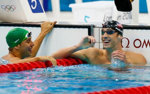 Η χιουμοριστική πλευρά των Ολυμπιακών Αγώνων