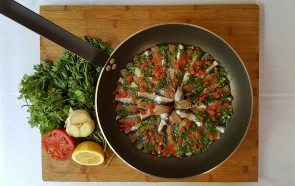 Top 5 συνταγές των σεφ με σαρδέλες
