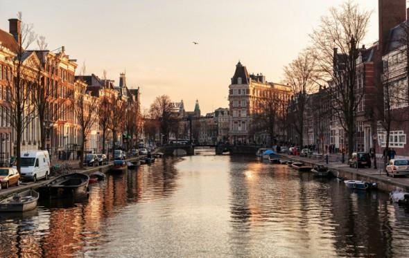 Το Άμστερνταμ δεν είναι μόνο coffee shops, αλκοόλ και πάρτι